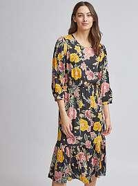 Dorothy Perkins farebné kvetované šaty