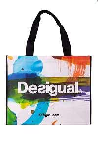 Farebná plážová taška Desigual