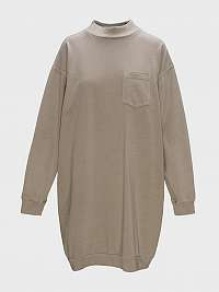 GAP béžové mikinové šaty