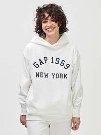 GAP biele mikina 1969 New York