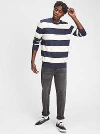 GAP biele pánsky sveter