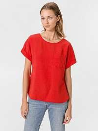 GAP červené dámske tričko