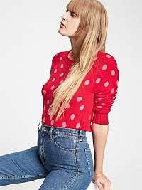 GAP červené dámsky sveter