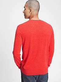 GAP červené pánsky sveter