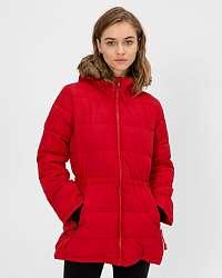 GAP červené zimné kabát