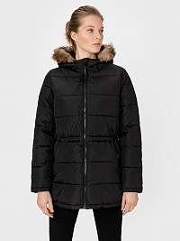 GAP čierne zimné bunda