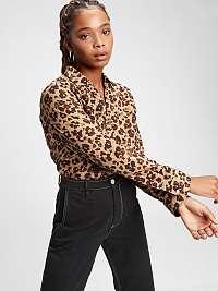 GAP farebné dámska košeľa