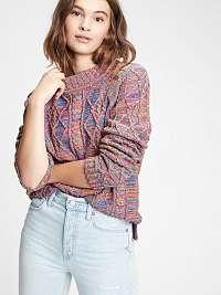 GAP farebné dámsky sveter