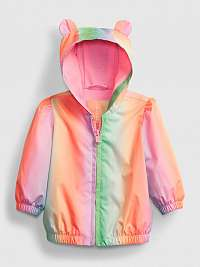GAP farebné dětská bunda Ombre