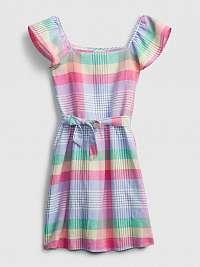 GAP farebné dievčenské šaty