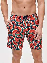 GAP farebné pánske plavky swim trunk