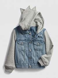 GAP modré chlapčenská bunda
