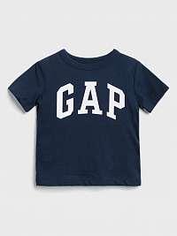 GAP modré chlapčenské tričko