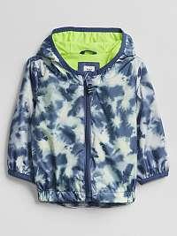 GAP modré dětská bunda