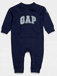 GAP modré detský overal s logem
