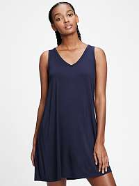 GAP modré letné šaty Swing
