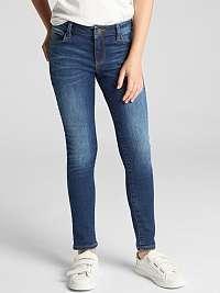 GAP modré skinny fit džínsy