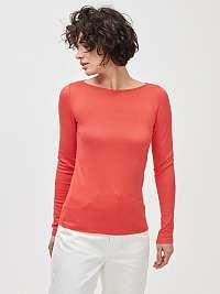 GAP oranžové basic tričko