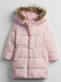GAP ružové dievčenská bunda
