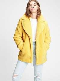 GAP žlté kabát