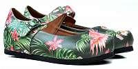 Goby farebné sandále Paradise