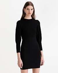 Guess čierne šaty Daisy