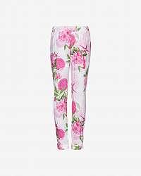 Guess ružové detské nohavice