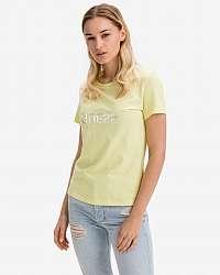 Guess žlté tričko Glenna