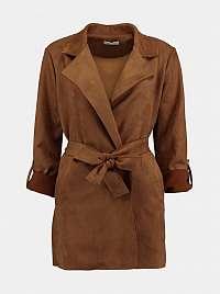 Hnedý ľahký kabát Haily´s