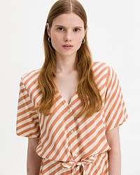 Ichi oranžové šaty Imara