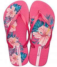 Ipanema ružové žabky Botanicals Fem Pink/Pink/Blue -
