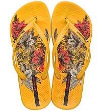 Ipanema žlté žabky Anat Temas Viii F Yellow -
