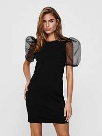 Jacqueline de Yong čierne šaty