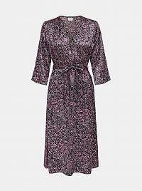 Jacqueline de Yong čierne šaty Juliette