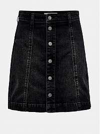 Jacqueline de Yong čierne sukňa