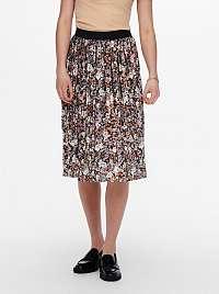 Jacqueline de Yong farebná plisovaná sukňa Boa