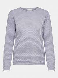 Jacqueline de Yong fialové dámsky sveter Barbarini