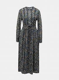 Jacqueline de Yong modré maxi šaty