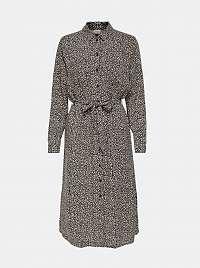Jacqueline de Yong sivé košeľové šaty