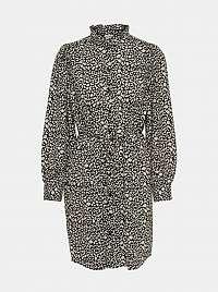Jacqueline de Yong sivé košeľové šaty Milo