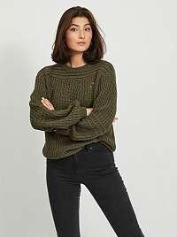 Khaki sveter .OBJECT