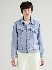 Levi's modrá džínsová bunda