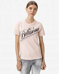 Liu Jo béžové dámske tričko