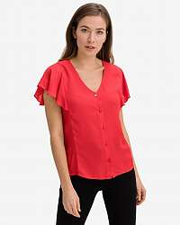 Liu Jo červené dámske tričko