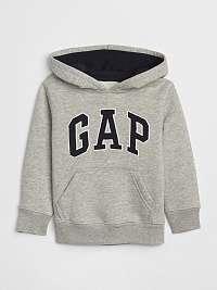 Mikina GAP Logo Hoodie