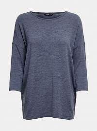 Modrý ľahký sveter ONLY Glamour