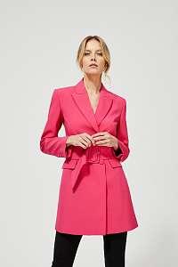 Moodo ružové Kabát