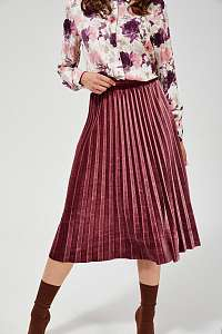 Moodo ružové sukňa