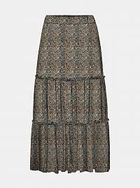 Noisy May béžové dámska sukňa Lesly