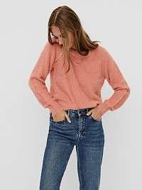 Noisy May ružové sveter Jess